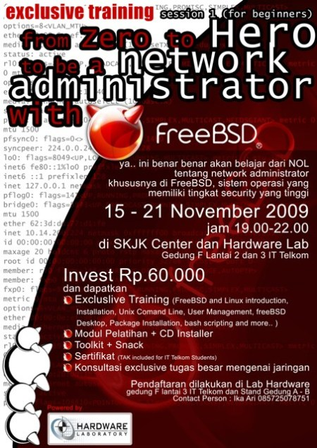 freebsd-training